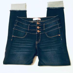 Triple Stack Skinny Jeans Junior's Size 7